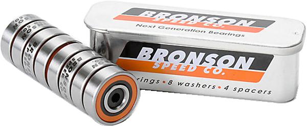 Rolamento Bronson Speed Co. G3 - 8 unid.