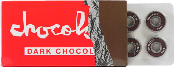 Rolamento Chocolate Dark Chocolate - 8 unid.