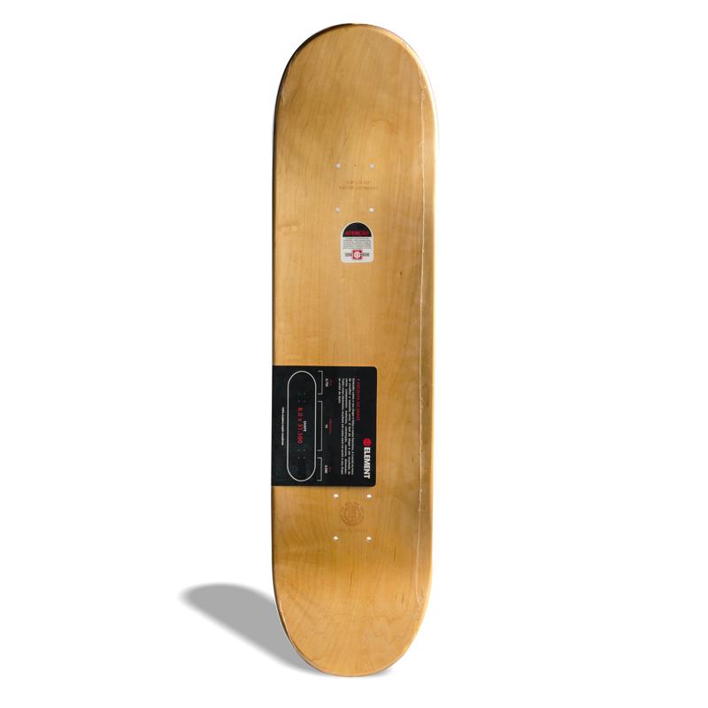 """Shape de Skate Element Section 8.0"""""""