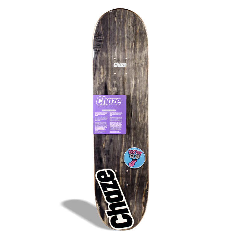 Shape de Skate Maple Chaze Logo 5 8.00''