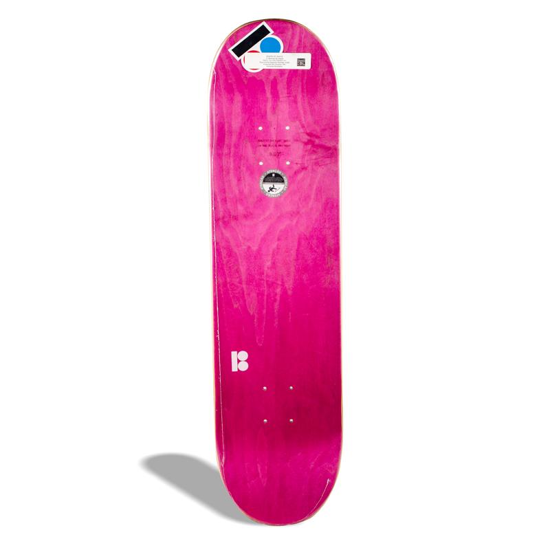 Shape de Skate Maple Plan B Felipe Gustavo Roots 8.00''
