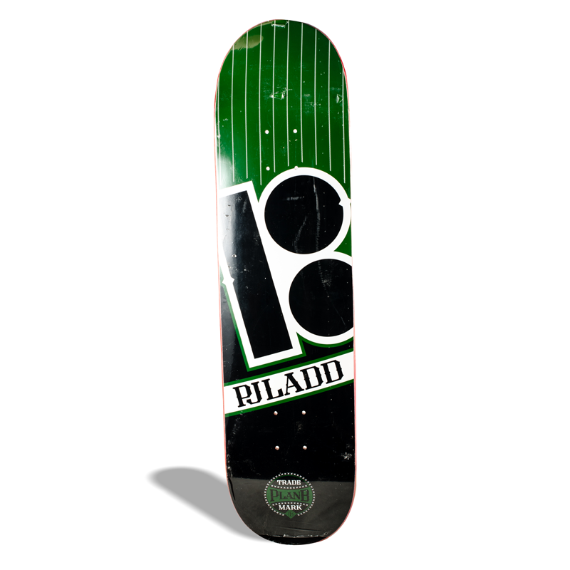 Shape de Skate Maple Plan B PJ Ladd Verde 8.00''
