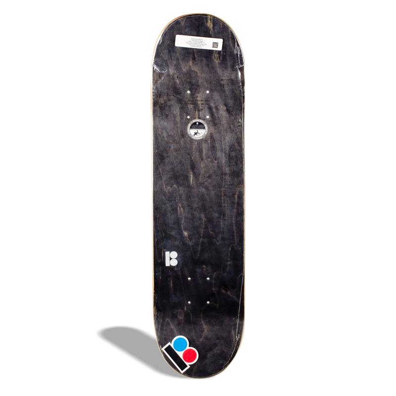 Shape de Skate Maple Plan B Trevor Cranial 8.00''