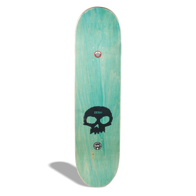 Shape de Skate Maple Zero 3 Skull