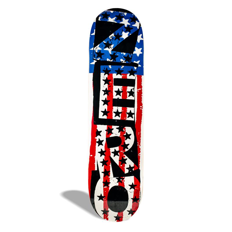 Shape de Skate Maple Zero American Zero