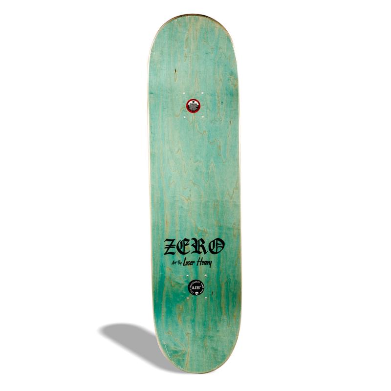 Shape de Skate Maple Zero Sandoval Loser Heavy 8.1''