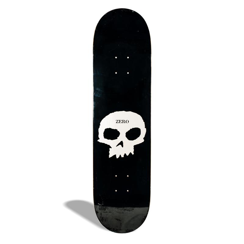 Shape de Skate Maple Zero Single Skull