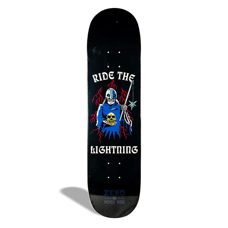 Shape de Skate Maple Zero Til The Death Burman 8.00''