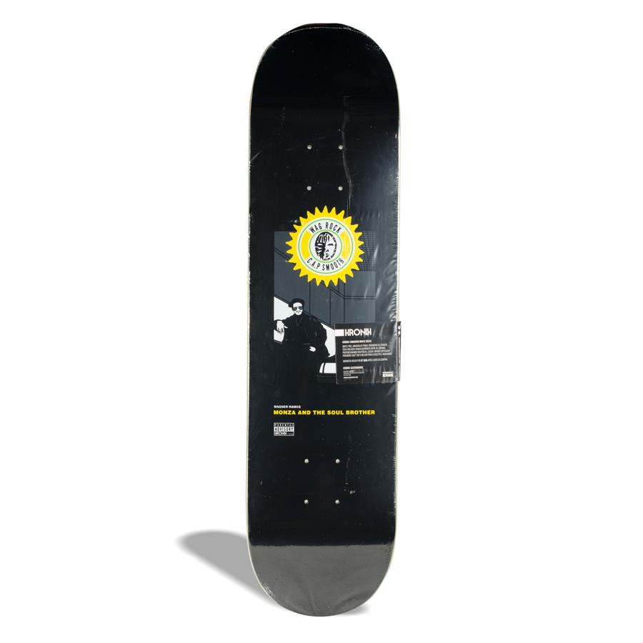 Shape de Skate Street Maple Kronik Monza Wagner Ramos PRO Model 7,9''