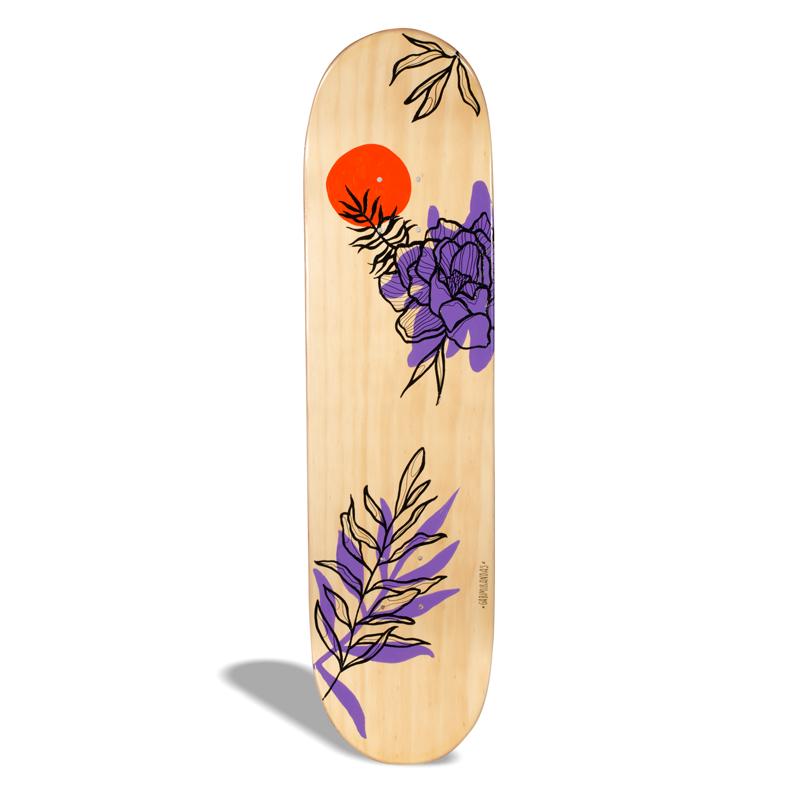 Shape Decorativo VIA X GABI MIRANDA - Flowers and the sun
