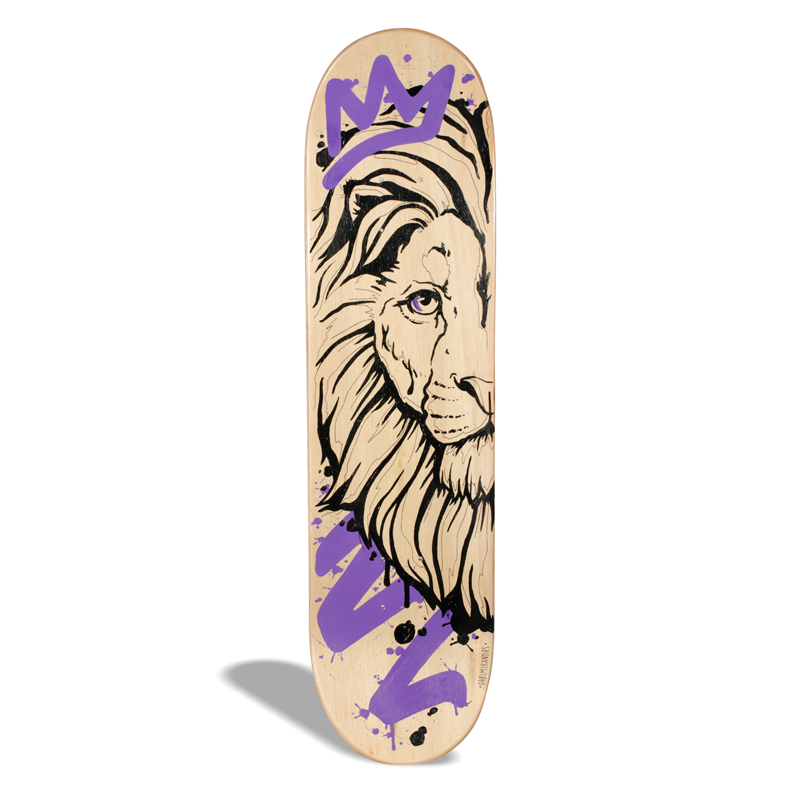 Shape Decorativo VIA X GABI MIRANDA - Lion king