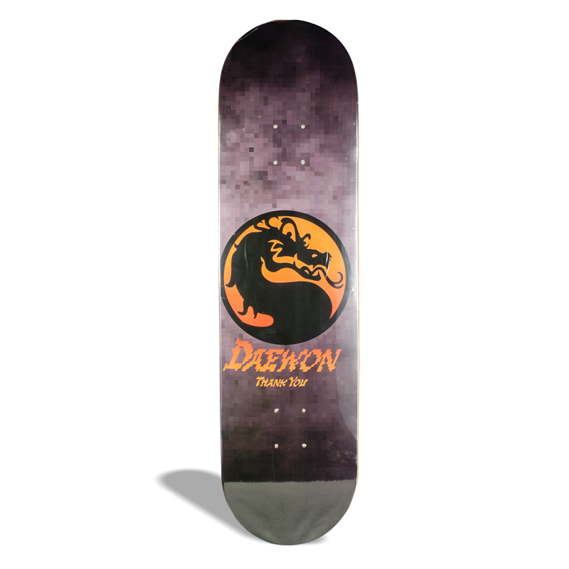 Shape para Skate Thank You Maple PRO Model Dragon Tech 8.250''
