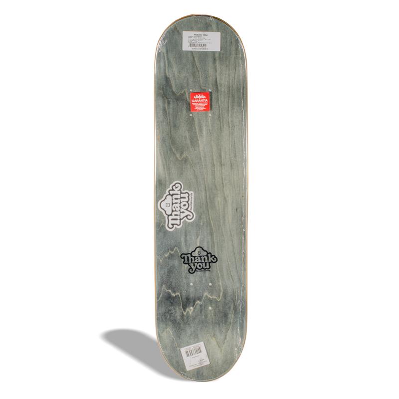 Shape para Skate Thank You Maple PRO Model Kombat Tech 8.0''
