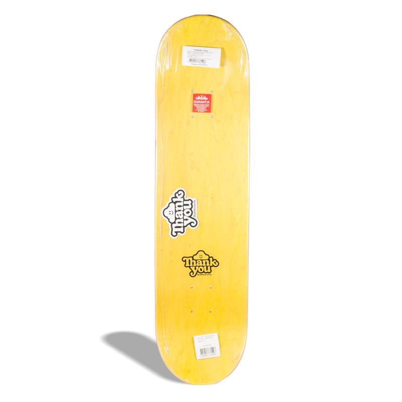 Shape para Skate Thank You Maple PRO Model Stoneage Daewon 8.0''