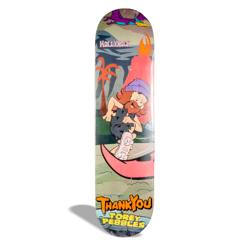 Shape para Skate Thank You Maple PRO Model Stoneage Torey 8.0''