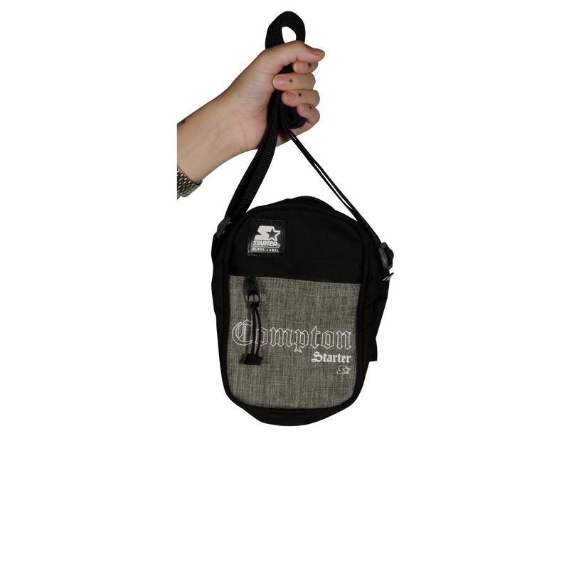 Shoulder Bag Starter Compton Preta