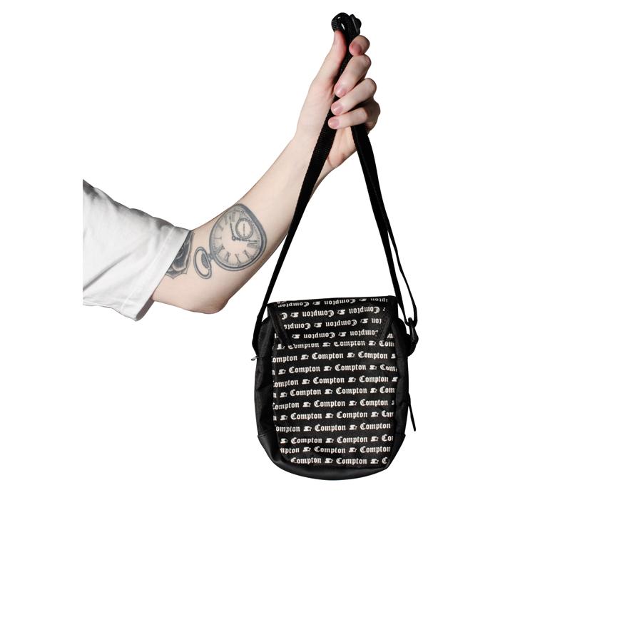 Shoulder Bag Starter Compton Preto