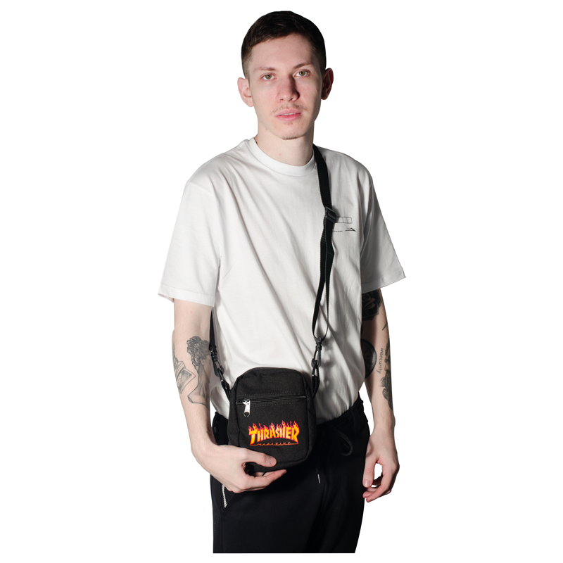 Shoulder Bag Thrasher Flame