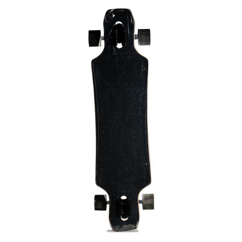 Skate Longboard Hondar Freeride 40'' Flores Brancas