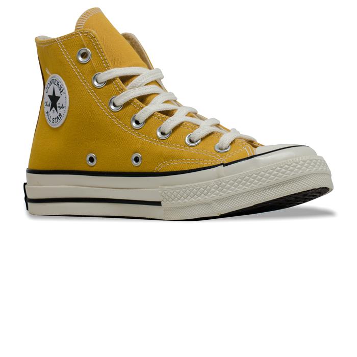 Tênis Converse Chuck 70 HI Amarelo Ouro