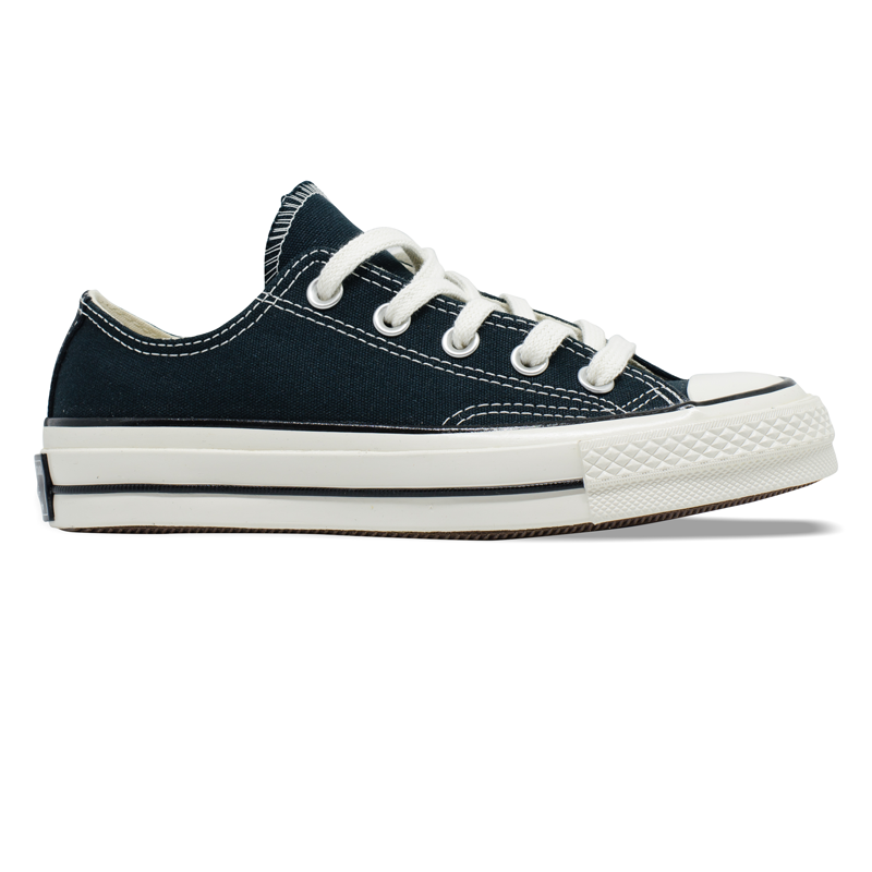 Tênis Converse Chuck 70 Ox Preto / Branco  CT09560004