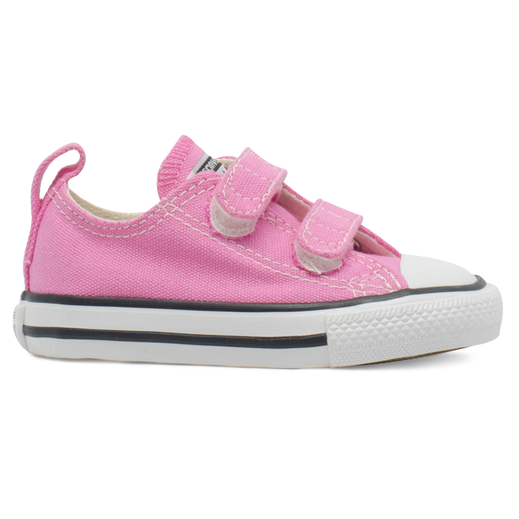 Tênis Converse Chuck Taylor All Star Baby Rosa