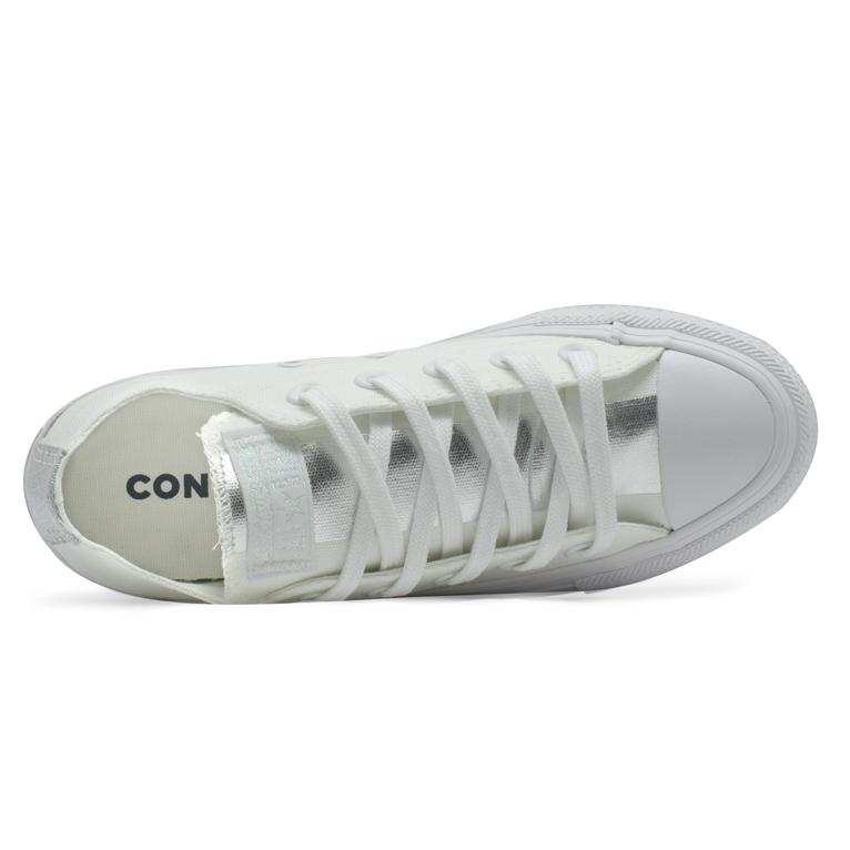 Tênis Converse Chuck Taylor All Star Branco Iridescente