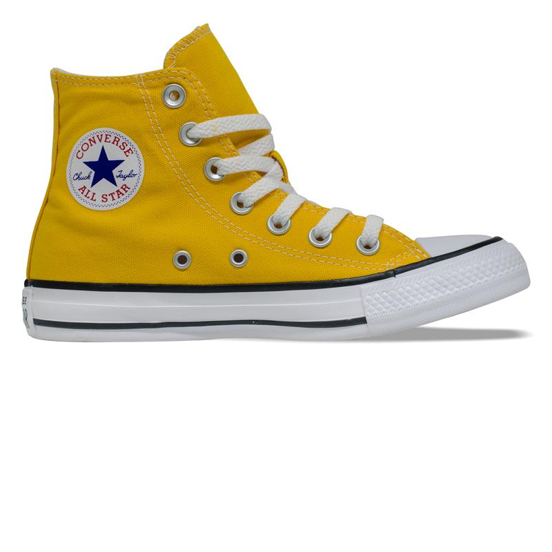 Tênis Converse Chuck Taylor All Star HI Amarelo CT04190052