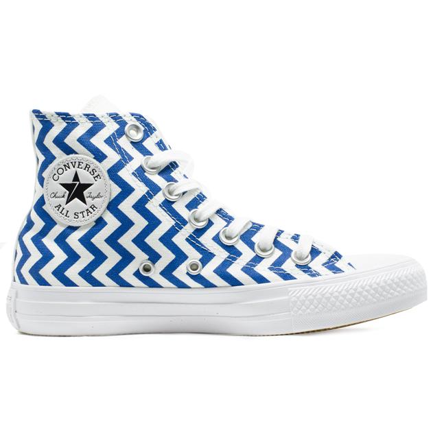Tênis Converse Chuck Taylor All Star HI Azul