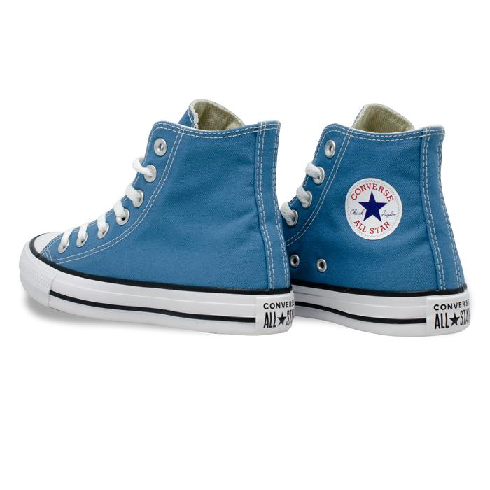 Tênis Converse Chuck Taylor All Star HI Azul Escuro CT04190049