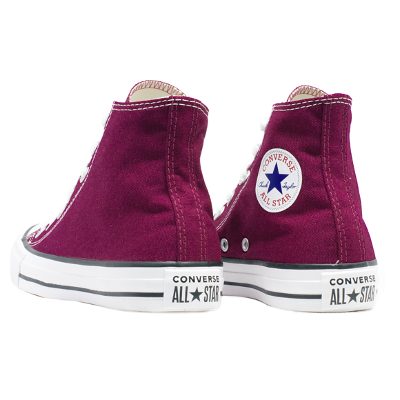 Tênis Converse Chuck Taylor All Star HI Bordô