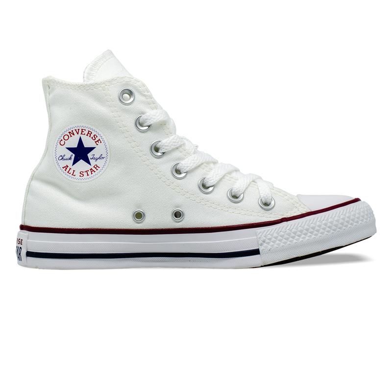 Tênis Converse Chuck Taylor All Star HI Branco