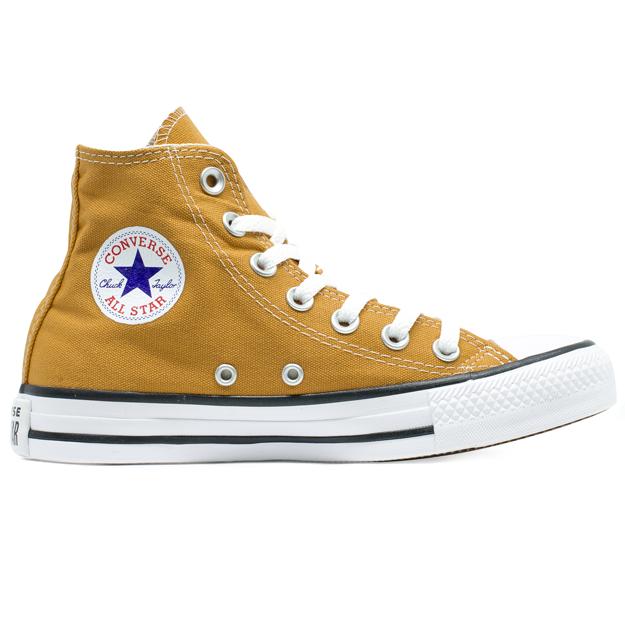 901b339a96a Tênis Converse Chuck Taylor All Star HI Mostarda