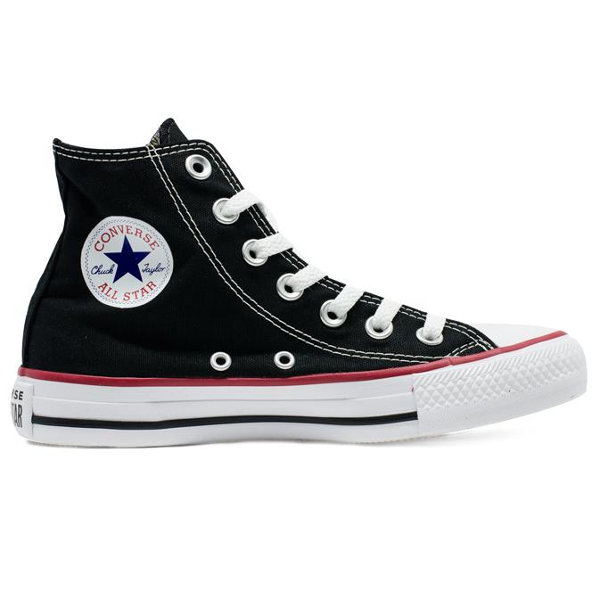 406650409f1 Tênis Converse Chuck Taylor All Star HI Preto