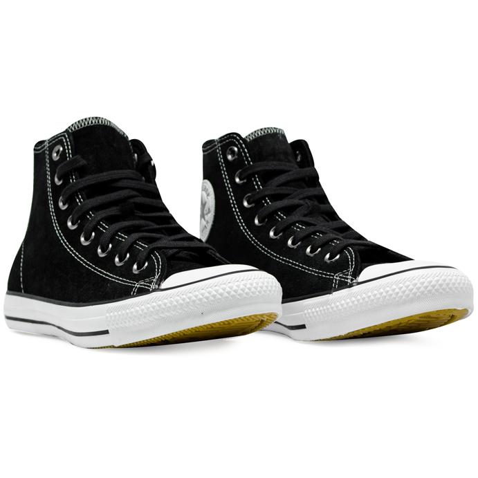 Tenis Converse Chuck Taylor All Star HI Skate Preto/Branco