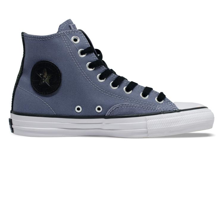 Tênis Converse Chuck Taylor All Star HI PRO  Cinza / Preto CT15590001