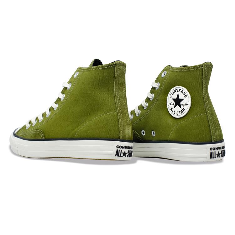 Tênis Converse Chuck Taylor All Star HI Skate Verde Musgo CT15070002