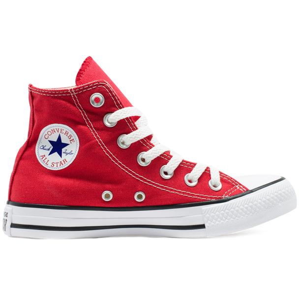 939a1951e736c Tênis Converse Chuck Taylor All Star HI Vermelho