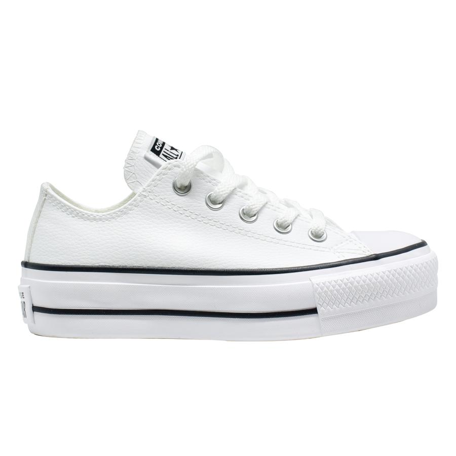 Tênis Converse Chuck Taylor All Star Lift Branco CT09830001