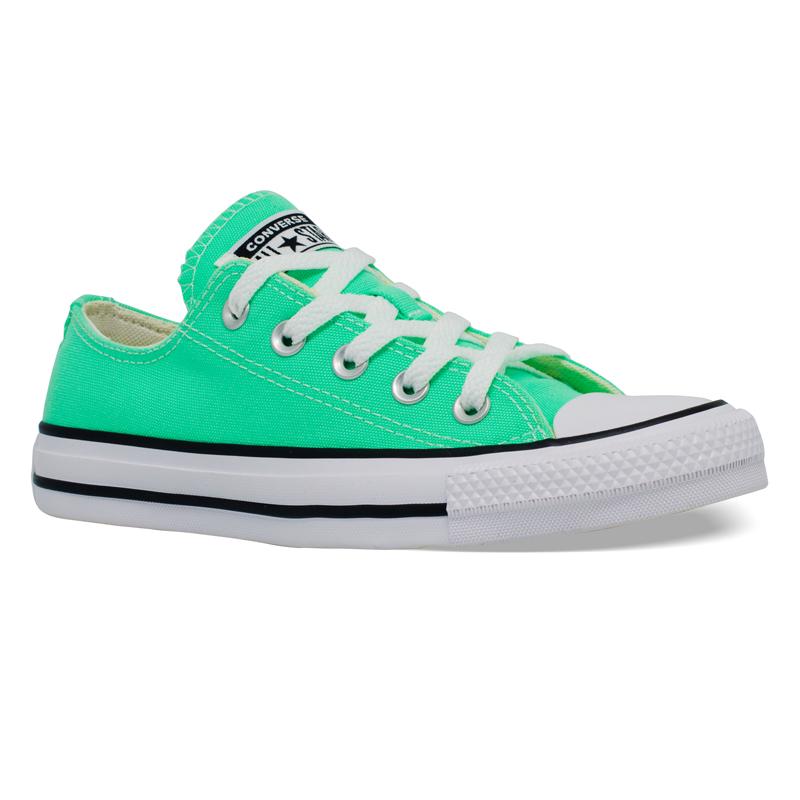 Tênis Converse Chuck Taylor All Star Verde Brilhante CT04190048