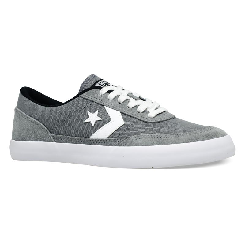 Tênis Converse Net Star Aluminio / Branco / Branco CO03160002