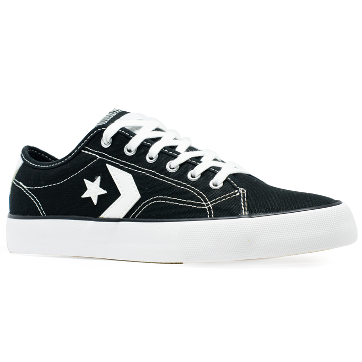 Tênis Converse Star Replay Preto / Branco