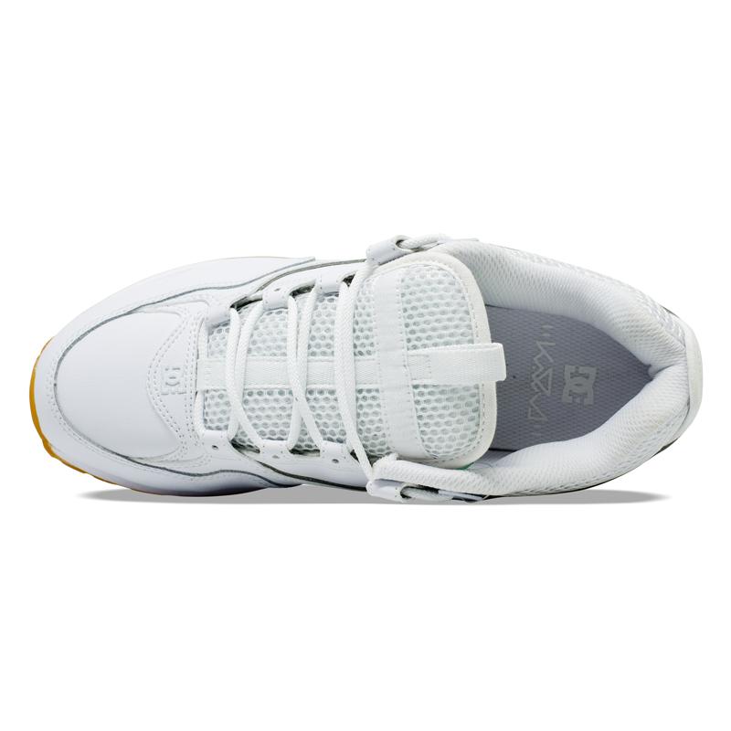 Tênis DC Kalis Lite White / Silver
