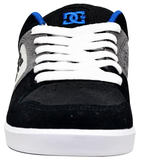 Tênis DC Union KTR Preto / Branco / Azul