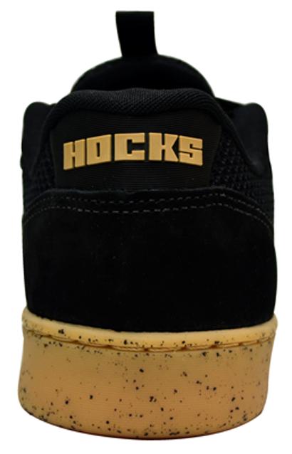 Tênis Hocks Formiga Skills Preto / Natural