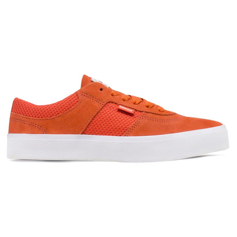 Tênis Hocks Tempus Peach/Branco