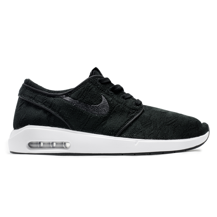 Tênis Nike SB Air Max Janoski 2 Preto / Branco