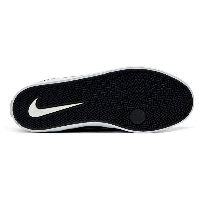 Tênis Nike Sb Check Solar Preto / Branco
