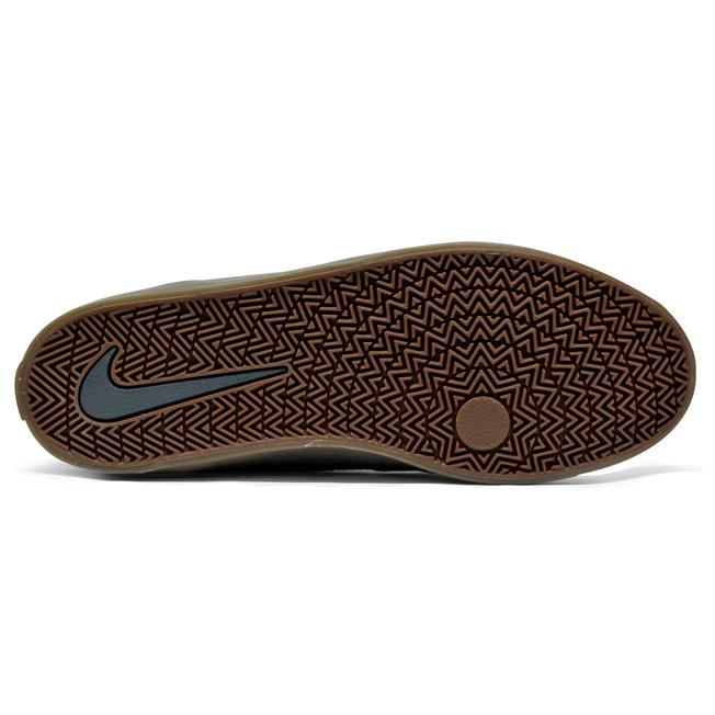 Tênis Nike Sb Check Solar Preto / Natural