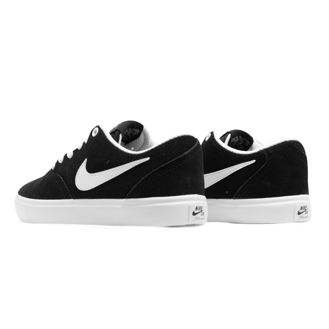 Tênis Nike SB Check Solar WMNS Preto / Branco